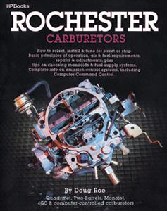 HP Books Rochester Carburetors: Automotive Performance