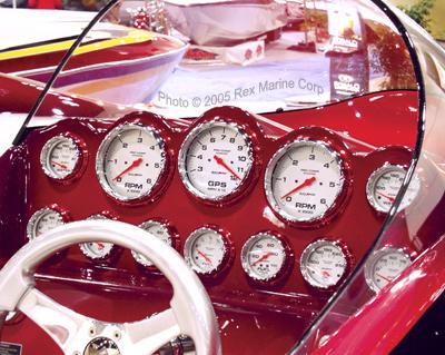 T Rex Car For Sale >> Auto Meter Marine Gauges, Pro Comp Marine Ultra Lite ...