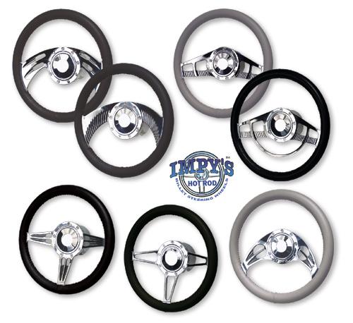 Impy S Hot Rod Billet Steering Wheels Steering Hubs Horn