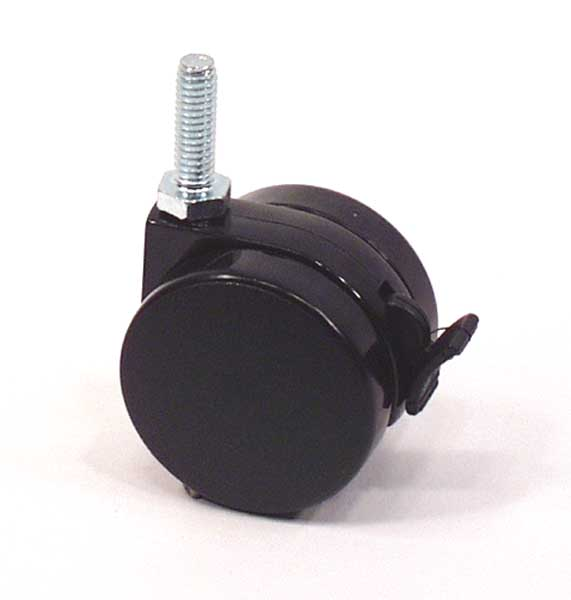 Details About Office Chair Casters Wheels Locking W Brake 25 Ea